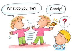 what do you like candy