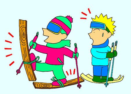X ski boards