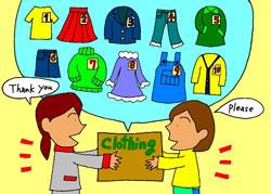ten clothes