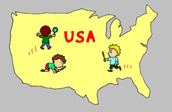 where is the capital of the US?