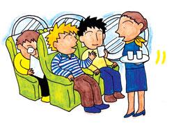 each passengers